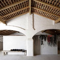 Eduardo Souto de Moura transforms Portuguese farming village into luxury retreat