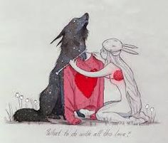 Image result for star wolf and rabbit girl