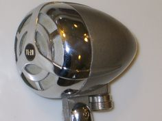 "Vintage Revere TL-20 ""Spotlight"" Crystal Bullet Microphone Sharp and stylish!!"