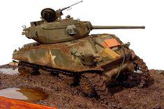 M4A3 (76) Sherman by Cheehong Ahn (Dragon 1/35)