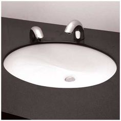 Brushed Nickel Touchless Commercial Bathroom Sink Faucet Hands Free - Commercial bathroom sinks and faucets