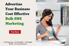 Simplify your Business communication with the help of Bulk SMS Marketing Service with affordable price. Advertise Your Business, The Help, Advertising, Success, App, Marketing, Communication, Apps