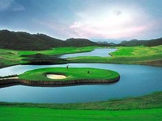 "Mission Hills Golf Club, Shenzhen, China:   Friends of Living 360° whom travel to China for business (and those that live there) are spoilt with choices when it comes to top-notch courses – fact! So when they were grilled for their favorite, it was no surprises that Mission Hills Golf Club was the clear winner.  The ""World's No.1 Golf Club"" offers a wide range of first-rate facilities for golfers and non-golfers alike."