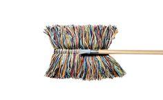 Wool Dry Mop - http://modernfarmer.com/thingwelove/wool-dry-mop/?utm_source=PN&utm_medium=Pinterest&utm_campaign=SNAP%2Bfrom%2BModern+Farmer