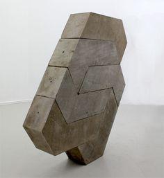 propaedeuticist: the vaguely architectural interlocking of angular blocks