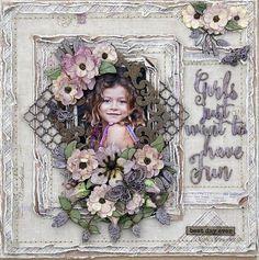 Girls+just+want+to+have+fun+***Maja+Design*** - Scrapbook.com