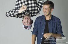 Alternative Press Photo Shoot for Twenty  One Pilots aka Tyler and Josh