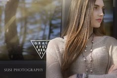 Sr portraits taken at Grayton Beach Florida with Susi Photography