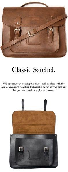 Classic Satchel