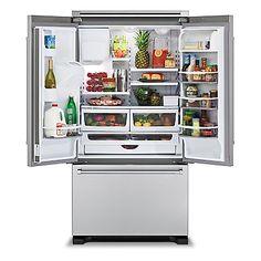 bottom freezer refrigerator do you like your bottom. Black Bedroom Furniture Sets. Home Design Ideas