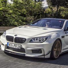 Tuning: Widebody-Kit für das BMW M6 Gran Coupé von Prior-Design MyAuto24 - Das Auto-Blog im Internet MyAuto24