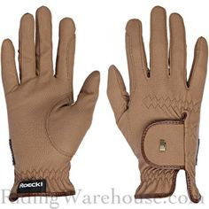 Roeckl Sports Original Chester Roeck Grip Riding Gloves - things I can't live without!
