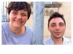 Francesca Volpi e Salvo Buffa, vincitori edizione 2014