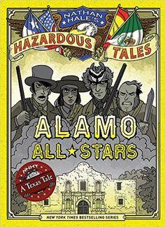 Nathan Hale's Hazardous Tales: Alamo All-Stars: Nathan Hale: 9781419719028: Amazon.com: Books