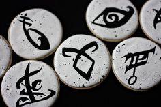 The Mortal Instruments, City of Bones: Rune Cookies