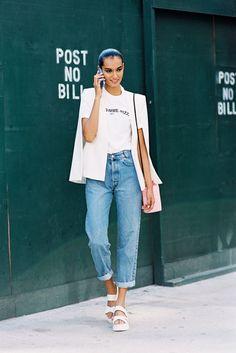 Vanessa Jackman: New York Fashion Week SS 2015....Gizele