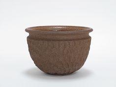 Early Studio Pottery Pebble Vessel by Robert Maxwell — HILDEBRANDT STUDIO