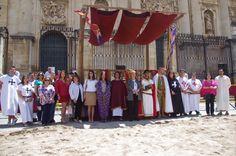 Comienzan las jornadas histórico-recreativas por el del 770 aniversario del Pacto de Jaén