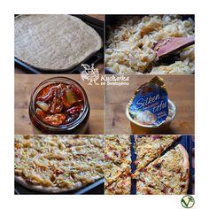 Kuchařka ze Svatojánu: CIBULOVÁ PIZZA Pizza, Tofu, Cereal, Breakfast, Morning Coffee, Breakfast Cereal, Corn Flakes