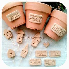 大人がはまる!セリアの「木かる粘土」でお洒落な雑貨が作れる♪ | Handful