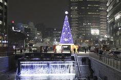 Cheonggyecheon Stream - Seoul, South Korea