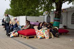 Big Pillows tijdens Libelle Zomerweek 2013