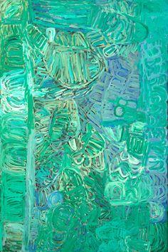 Sonia Kurrara, Martuwarra, Acrylic on canvas, 180 x 120 cm. Aboriginal Painting, Aboriginal Artists, Indigenous Australian Art, Indigenous Art, Art For Art Sake, Fine Art Gallery, Lovers Art, New Art, Art Projects