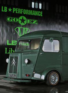 Citroen HY French Van