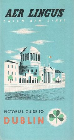 . Dublin Airport, Ireland, Irish, Around The Worlds, Advertising, Holiday Posters, Aeroplanes, Movie Posters, Vintage