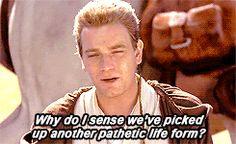 1k gifs MY EDIT star wars Ewan McGregor Obi Wan kenobi sw edit obi wan ...