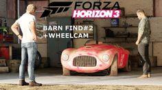 Forza Horizon 3 Barn Find #2 | HUN | Wheelcam