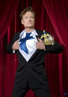 Conan O'Brien - after a show in which he ridiculed Finland and himself ('cause he looks like our former female president) he was invited to visit and made a whole show about his visit.