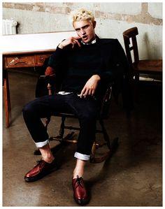 Jeans, Shoes.