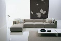 Shangai Sofa by Carlo Colombo for Poliform