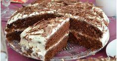 Шоколадный пирог на кефире. Если вы не разу не готовили этот торт — рекомендую!