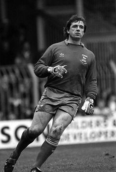 Football, English League Division One, October Luton Town 1 v Ipswich Town Ipswich Town goalkeeper Paul Cooper Get premium, high resolution news photos at Getty Images Retro Football, World Football, Football Shirts, Ipswich Town Fc, Goalkeeper, Tractor, Division, Kicks