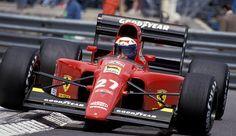 RaceCarAds - Race Cars For Sale » F1 FERRARI 642