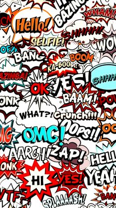 Pop Art Wallpaper, Graffiti Wallpaper, Tumblr Wallpaper, Wallpaper Backgrounds, Beautiful Wallpaper, Phone Backgrounds, Comic Kunst, Comic Art, Image Spiderman