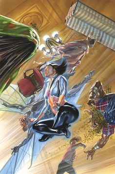 Astro City #11 by ALEX ROSS