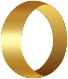 Golden Number Four Transparent PNG Clip Art Image | за да ...