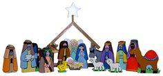 old_nativity_set