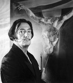 Salvador Dalí © Daniel Farson
