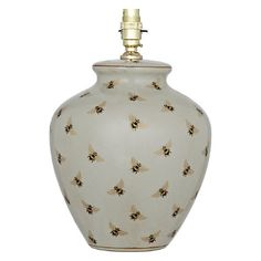 India Jane Bee Pot Lamp Base Online at johnlewis.com £90