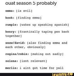 """Rumple though """"De que me perdí?"""" #OUAT #OnceUponATime"""
