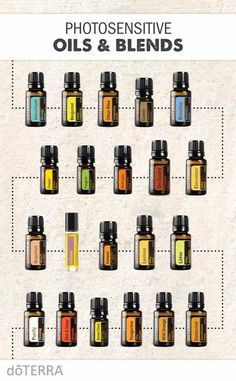 Some essential oils can make your skin sensitive to the sun, resulting in phototoxicity. Know how to prevent it and how to protect yourself.