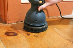 How to Refinish Old Wood Floors Without Sanding | eHow