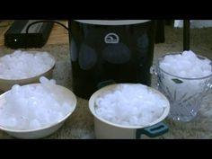 DIY Solar Ice Maker - solar powered 'off grid' ice maker - easy to set u...