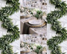 This item is unavailable - Eucalyptus & Boxwood Garland Wedding backdrop Wedding Wedding Table Flowers, Garland Wedding, Wedding Centerpieces, Wedding Decorations, Wedding Backdrops, Wedding Ideas, Rustic Wedding, Diy Wedding, Wedding Baskets