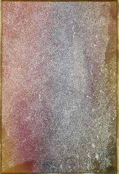 Mark Tobey * Canticle * 1954 casein on paper * Smithsonian American Art Museum, Washington DC