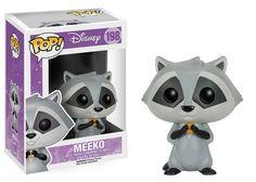 Pop! Disney: Pocahontas - Meeko